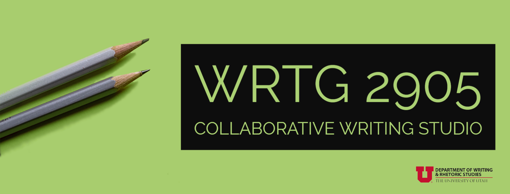WRTG 2905: Collaborative Writing Studio